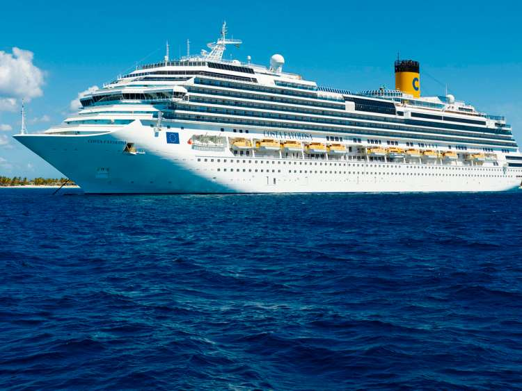 Discover our ships: webcams and ship plans | Costa Cruises